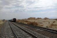خط ریلی اردبیل – مغان فرصت توسعه گردشگری منطقه است