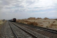 سرعت ساخت راهآهن سریعالسیر تهران- قم- اصفهان افزایش مییابد