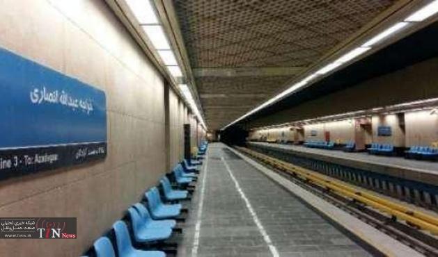 درویشی: هر ماه یک ایستگاه مترو افتتاح می کنیم
