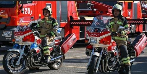 تفاهم نامه ۱۵۰ میلیاردی برای خرید تجهیزات آتش نشانی
