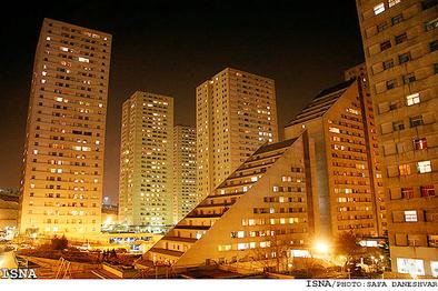 آپارتمانهای پرطرفدار در مردادماه امسال