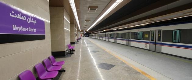 برای افتتاح خط 7 مترو،  2  هزار و 500 میلیارد تومان هزینه شد