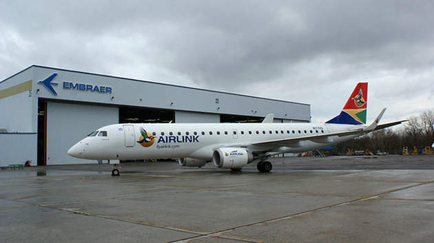 Airlink Selected for St. Helena Island Air Service