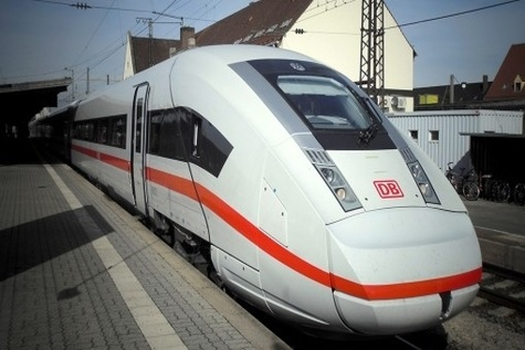 Deutsche Bahn awards ICE wi - fi contract