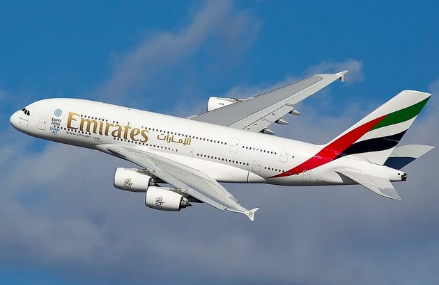 ترافیک هوایی فرودگاه دوبی ۷۰ درصد کاهش یافت