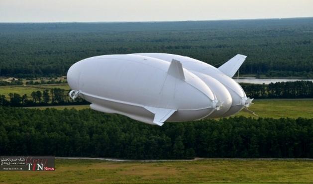 بزرگترین هواپیمای جهان ساخته شد
