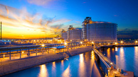 Cameron LNG starts its first LNG production from Train 2