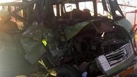 ۱۷ کشته و ۸ زخمی بر اثر دو سانحه رانندگی