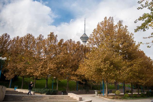 تنفس هوای مطلوب در تهران