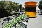 تهران؛ محروم از مزیتهای دوچرخه