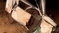 یک کشته و ۵ مجروح بر اثر سانحه رانندگی در محور کنگاور به نهاوند