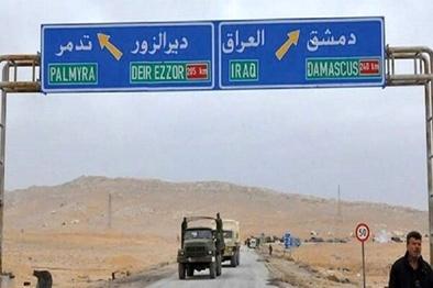 سوریه و عراق به دنبال بازگشایی گذرگاه مرزی البوکمال هستند