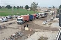 حمل بار ترانزیتی دیگر برای کامیوندار صرف ندارد