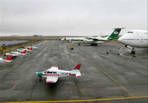سرمایه گذاری هواپیمایی ماهان در طرح های فرودگاه قزوین