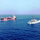Iran's oil tanker suffers technical failure at Red Sea