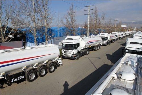 درخواست بخش خصوصی از دولت: بازنگری در بخشنامه ممنوعیت ترانزیت سوخت