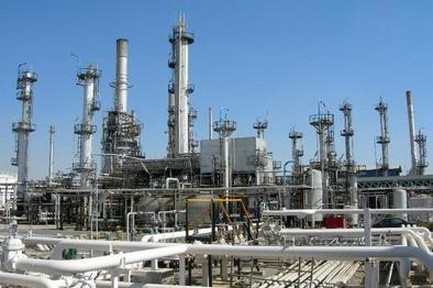 تولید بنزین یورو5 در پالایشگاه تبریز