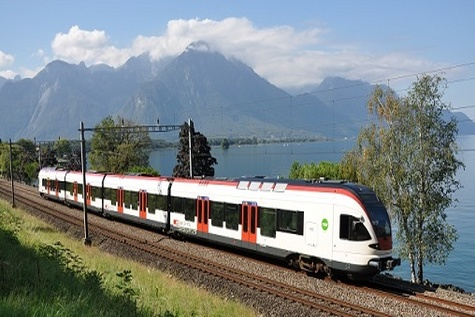 ABB to provide traction converters for Stadler Rails trains