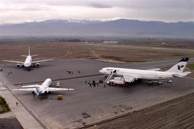 پیشرفت ۴۹ درصدی دومین پروژه بزرگ فرودگاهی کشور