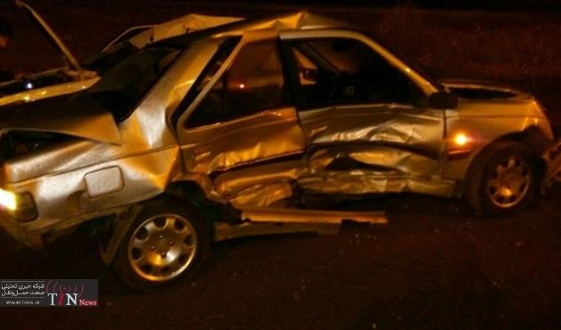 تصادف در مسیر هندیجان - ماهشهر ۱۱ مصدوم بر جا گذاشت