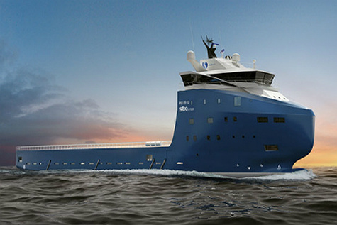 Europe to manufacture ships of the future