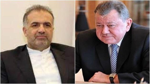 رایزنی سفیر ایران در مسکو با معاون وزارت امور خارجه روسیه