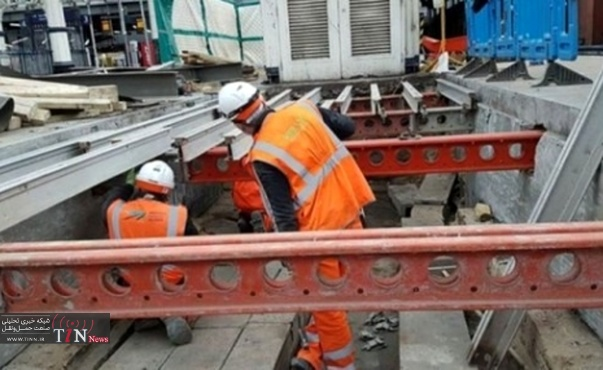 Network Rail concludes £۴.۵m railway upgrade works