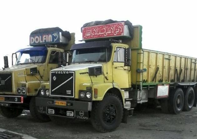 ردپای تداوم اعتصاب کامیونها در تعهدات بر زمین مانده وزارت صمت