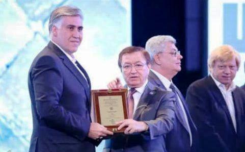 واحد سیار معاینه فنی جایزه خشت طلائی را دریافت کرد