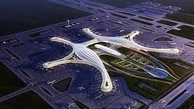 6 روز تا بهرهبرداری از فاز اول فرودگاه عظیم پکن