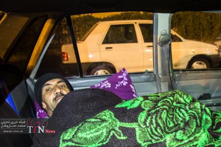 رانندگان ماشین خواب تاکسی های اینترنتی پایتخت