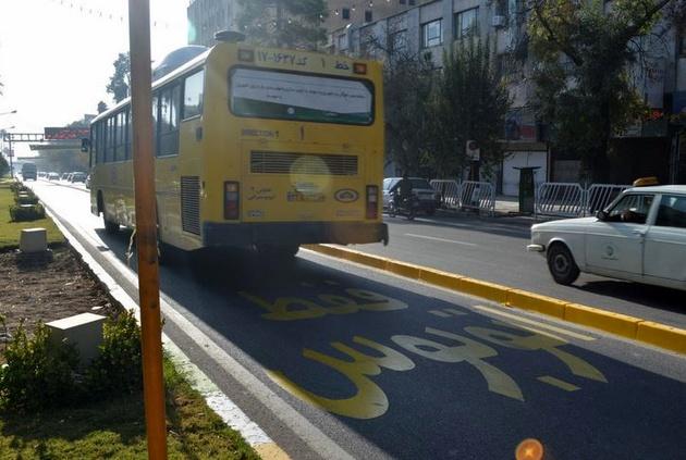 جایگزینی 150 اتوبوس فرسوده در شیراز