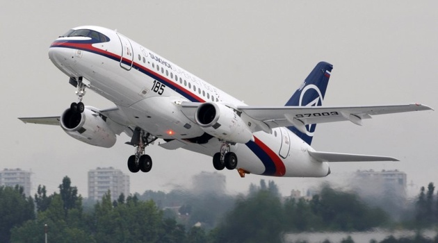 New Wing Being Designed for the Sukhoi Superjet