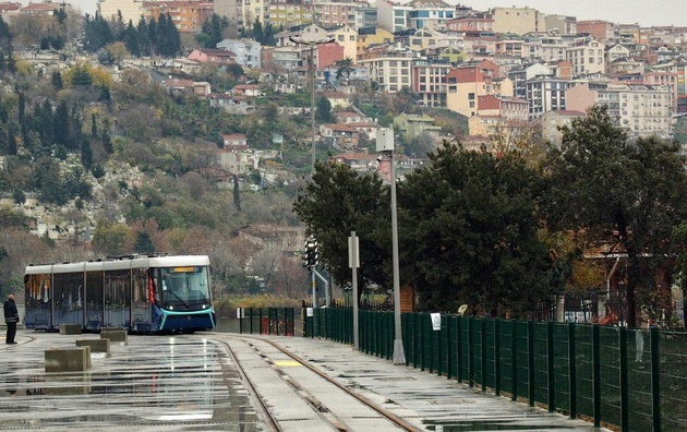 Alstom deploys APS system for Eminonu-Alibeykoy tramway line in Turkey