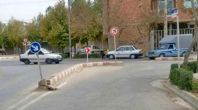 ترافیک درون شهری قزوین ۱۲ درصد کاهش یافته است