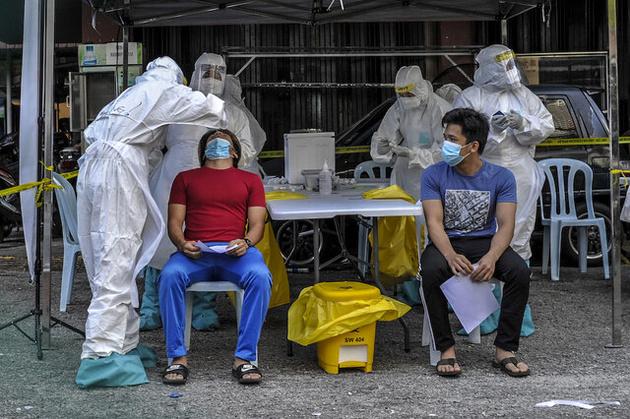 آمار جهانی کرونا / بیش از ۵۴.۳ میلیون مبتلا به کووید ۱۹ تاکنون