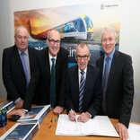 Auckland City Rail Link contract signed