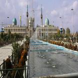 افتتاح نوروزگاه عطر یاس در حرم امام خمینی(ره)