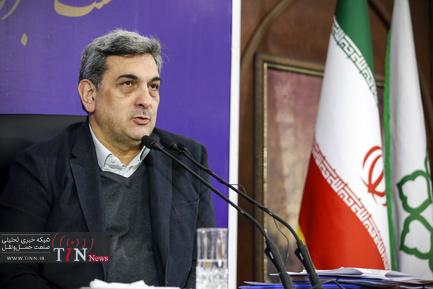 اولین نشست خبری شهردار تهران
