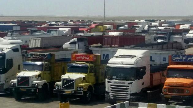 معضلی به نام حقتوقف کامیونداران