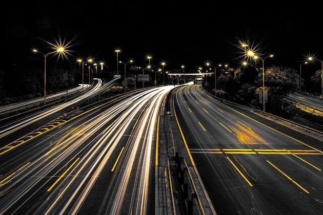 افتتاح بزرگراه نجفی رستگار پس از ۱۱ سال انتظار