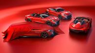 Aston Martin Reveals Vanquish Zagato Speedster, Teases Shooting Brake