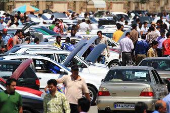 کاهش شدید و لحظهبهلحظه قیمت خودرو در بازار