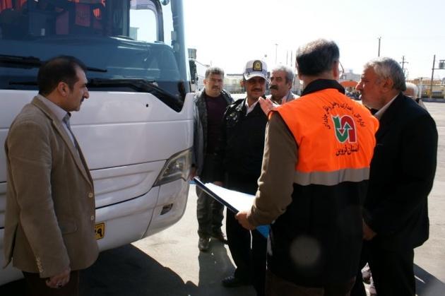 برگزاری دوره آموزشی ویژه مدیران فنی شرکت های حمل و نقل مسافربری