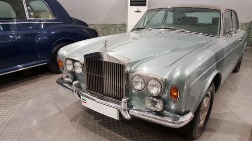 Rolls Royce_Corniche