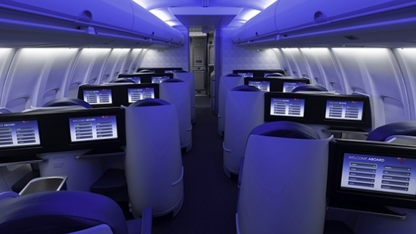 Delta to offer lie-flat seats on six more domestic routes