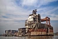بررسی بازار ساخت و اسقاط کشتی