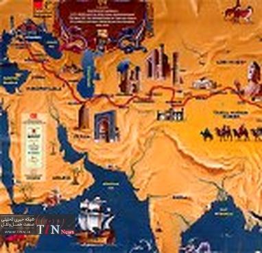 احیای جاده ابریشم از نتایج تعامل ایران و اندونزی