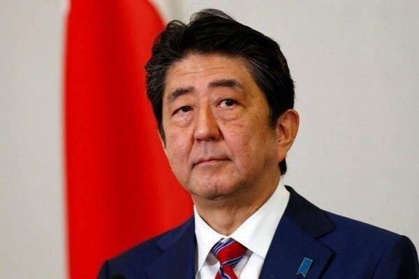 نخست وزیر ژاپن بر کاهش تنش در خلیج فارس تاکید کرد