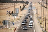 وضعیت راههای کشور/ 24 مهر